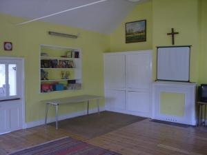 Bansfield Benefice Hall