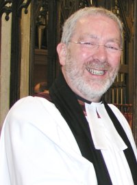 Archdeacon David Brierley